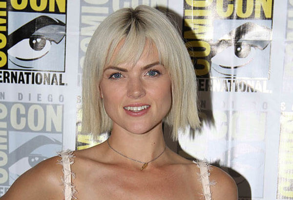 Gotham star Erin Richards