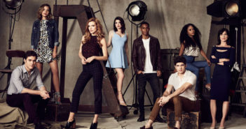 Famous in Love Cast