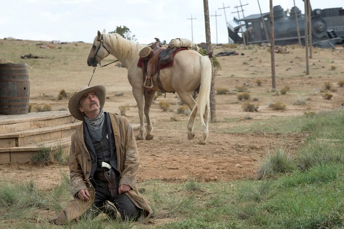 Godless star Jeff Bridges