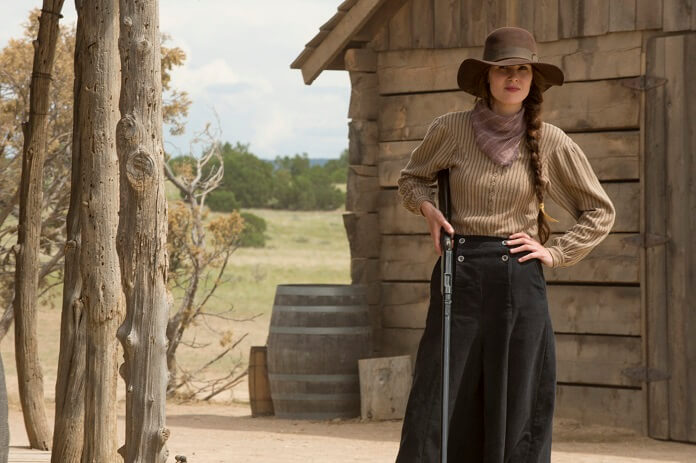 Best New TV Shows of 2017 Topped by Godless