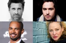 The Truth About the Harry Quebert Affair Patrick Dempsey Damon Wayans Jr and Virginia Madsen