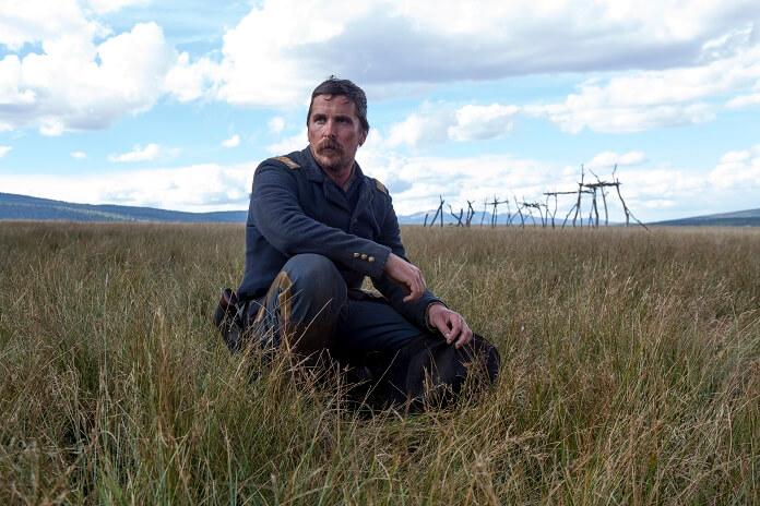 Hostiles star Christian Bale