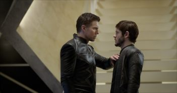 Marvel's Inhumans stars Anson Mount and Iwan Rheon