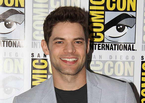 Supergirl star Jeremy Jordan