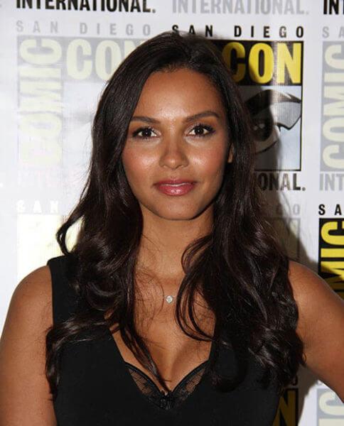 Gotham star Jessica Lucas