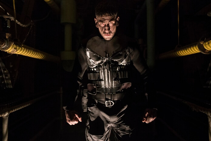 The Punisher star Jon Bernthal