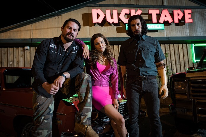 Logan Lucky cast