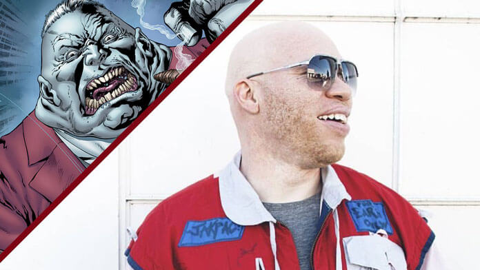Tobias Whale to Challenge 'Black Lightning' as New Villain