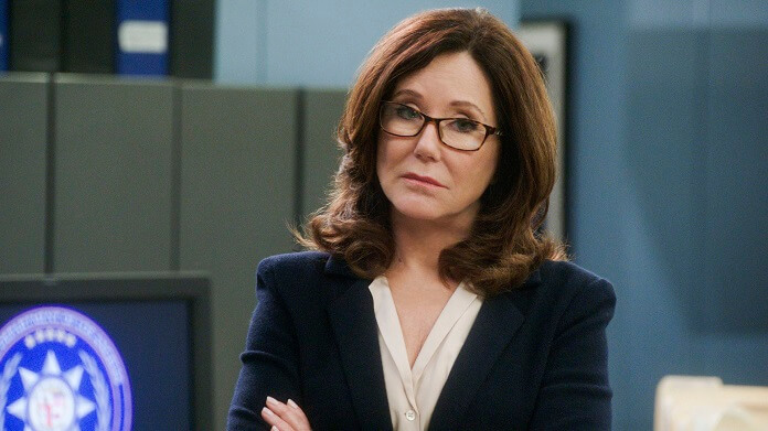 Major Crimes star Mary McDonnell