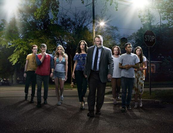 Mr. Mercedes season 1 cast photo