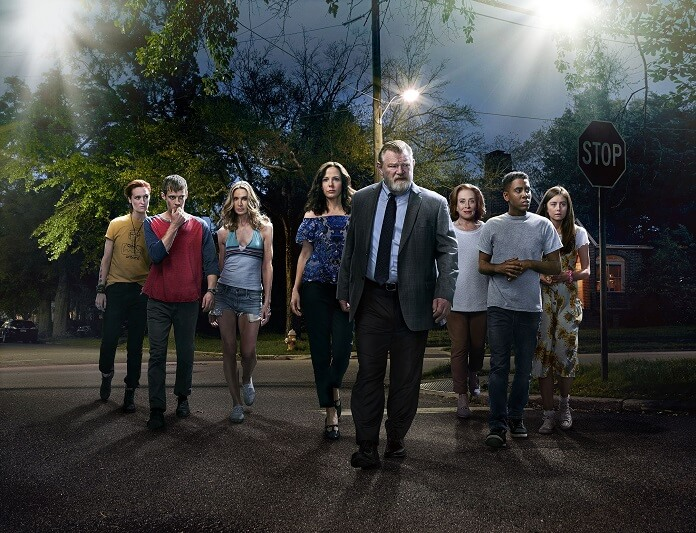 Mr. Mercedes Cast Photo