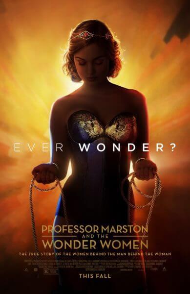 Professor Marston Bella Heathcote Poster