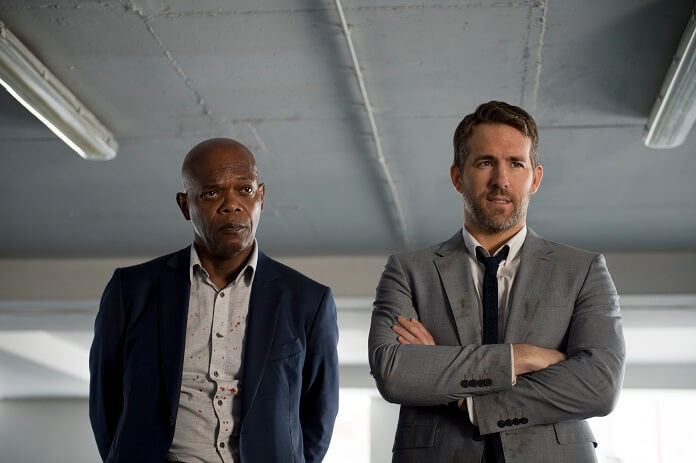 Jackson top box office in 'Hitman's Bodyguard'
