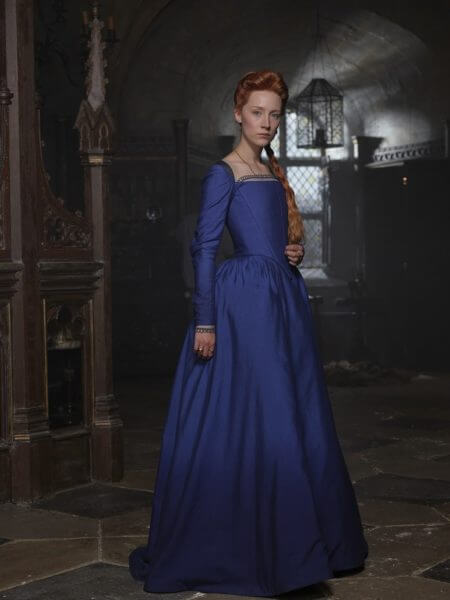 Mary, Queen of Scots star Saoirse Ronan