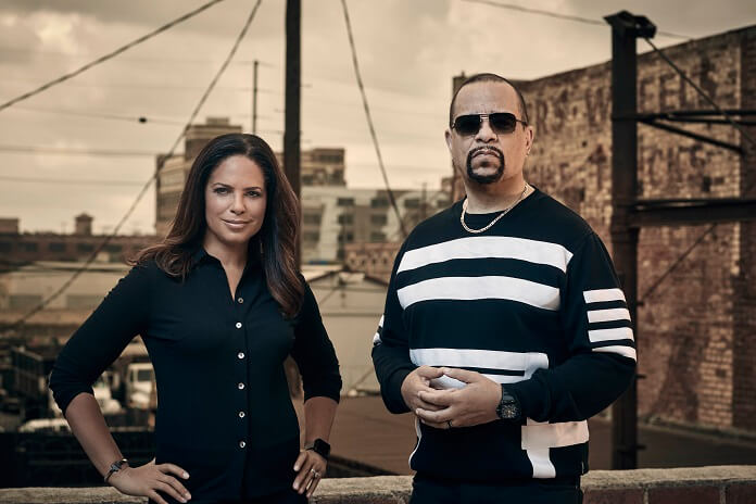 Who Shot Biggie & Tupac Soledad O'Brien and Ice-T