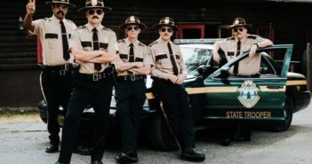 Super Troopers 2 Cast