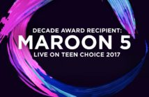 Teen Choice Maroon 5