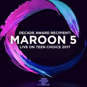 Teen Choice Maroon 5
