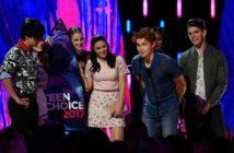 Teen Choice 2017 Riverdale Winners