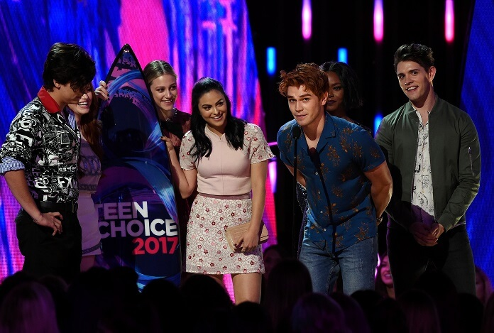 Teen Choice 2017 Riverdale Winners