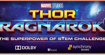 Thor: Ragnarok STEM Challenge