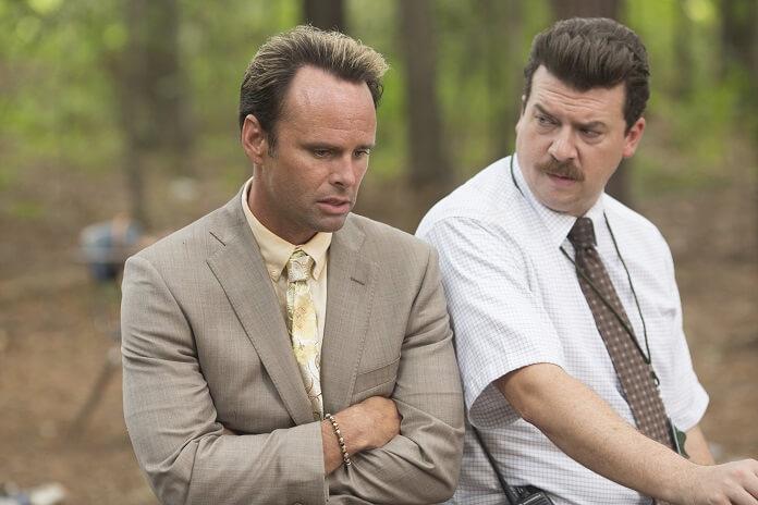 Vice Principals stars Walton Goggins and Danny McBride