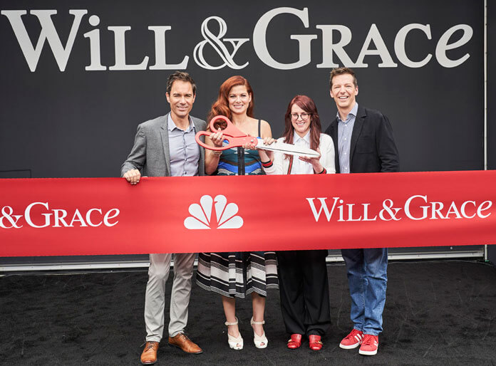Will and Grace Day in LA