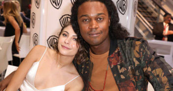 Arrow Willa Holland and Echo Kellum