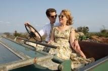 Breathe stars Andrew Garfield and Claire Foy
