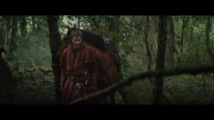 Outlaw King star Chris Pine