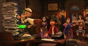 Coco Leads the Annie Awards