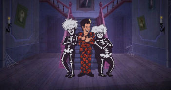 The David S Pumpkins Special with Tom Hanks