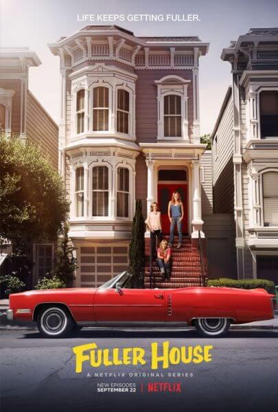 Fuller House Season 3 Poster