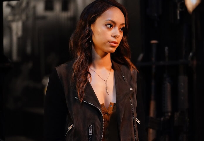 Ghosted stars Amber Stevens West