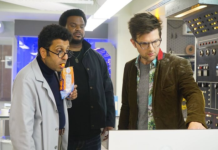 Ghosted TV Series