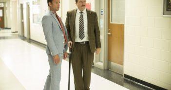 Vice Principals Walton Goggins and Danny McBride
