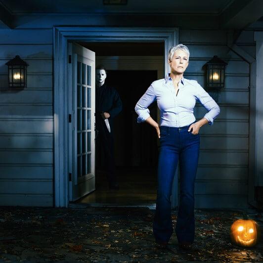 Jamie Lee Curtis stars in Halloween Sequel