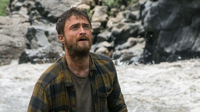 Jungle star Daniel Radcliffe