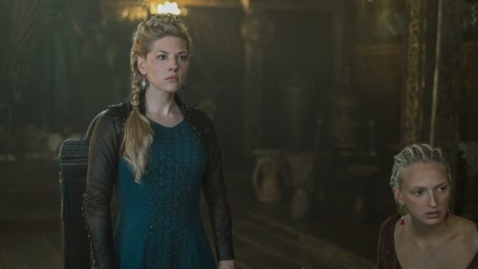 Vikings Season 5 star Katheryn Winnick