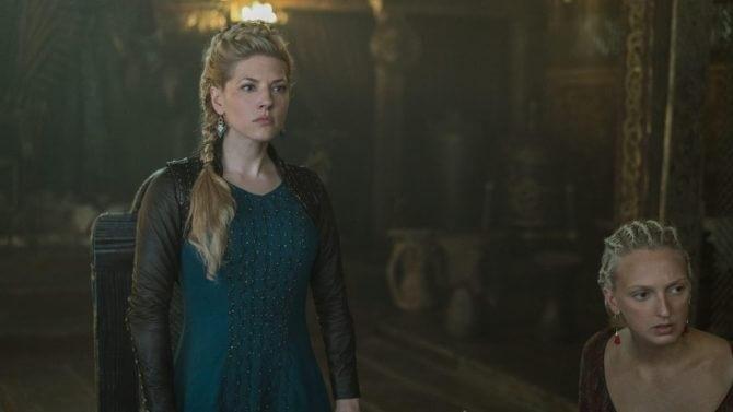 Vikings Season 5 star Katheryn Winnick