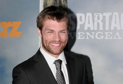 Spartacus' Liam McIntyre Stars in the Zombie Film, 'The Clearing'