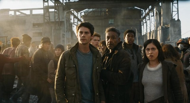 The First 'Maze Runner: The Death Cure' Trailer is Here!
