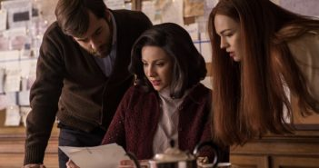 Outlander Season 3 Episode 4 Sophie Skelton, Caitriona Balfe, Richard Rankin