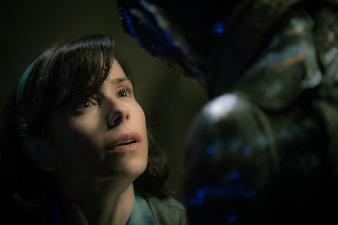 Critics' Choice Awards Nominee The Shape of Water star Sally Hawkins