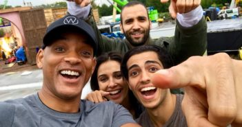Aladdin Cast Photo