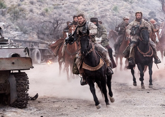 12 Strong star Chris Hemsworth