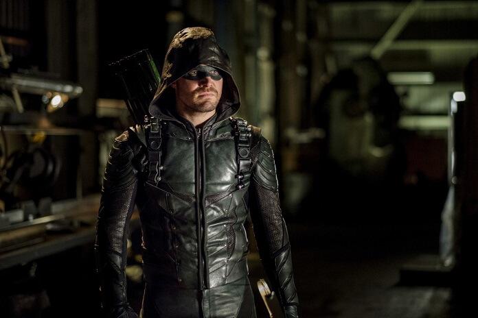 Arrow Season 6 Episode 2 Stephen Amell