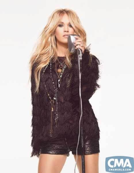 CMA Awards Performer Carrie Underwood