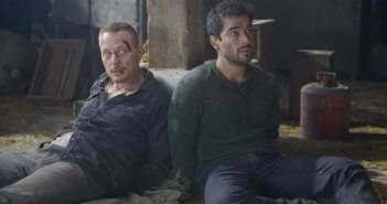 The Exorcist Season 2 Episode 2 stars Ben Daniels and Alfonso Herrera