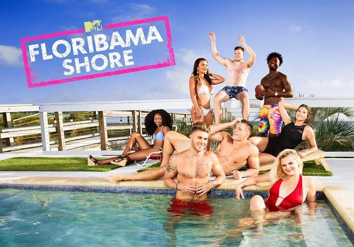 MTV's Floribama Shore Cast and Logo